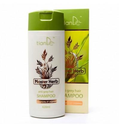 Stosowałam Tiande + szampon przeciw siwieniu tiande – opinie po przepłaconym szamponie