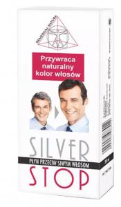 Płyn przeciw siwiźnie Silver Stop - opinie